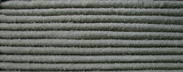 dirty airfilter