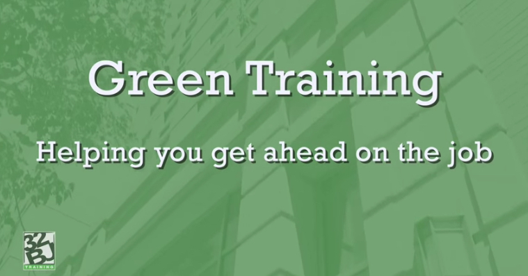 Green Training Helps O&M Staff Improve Buildings And Careers