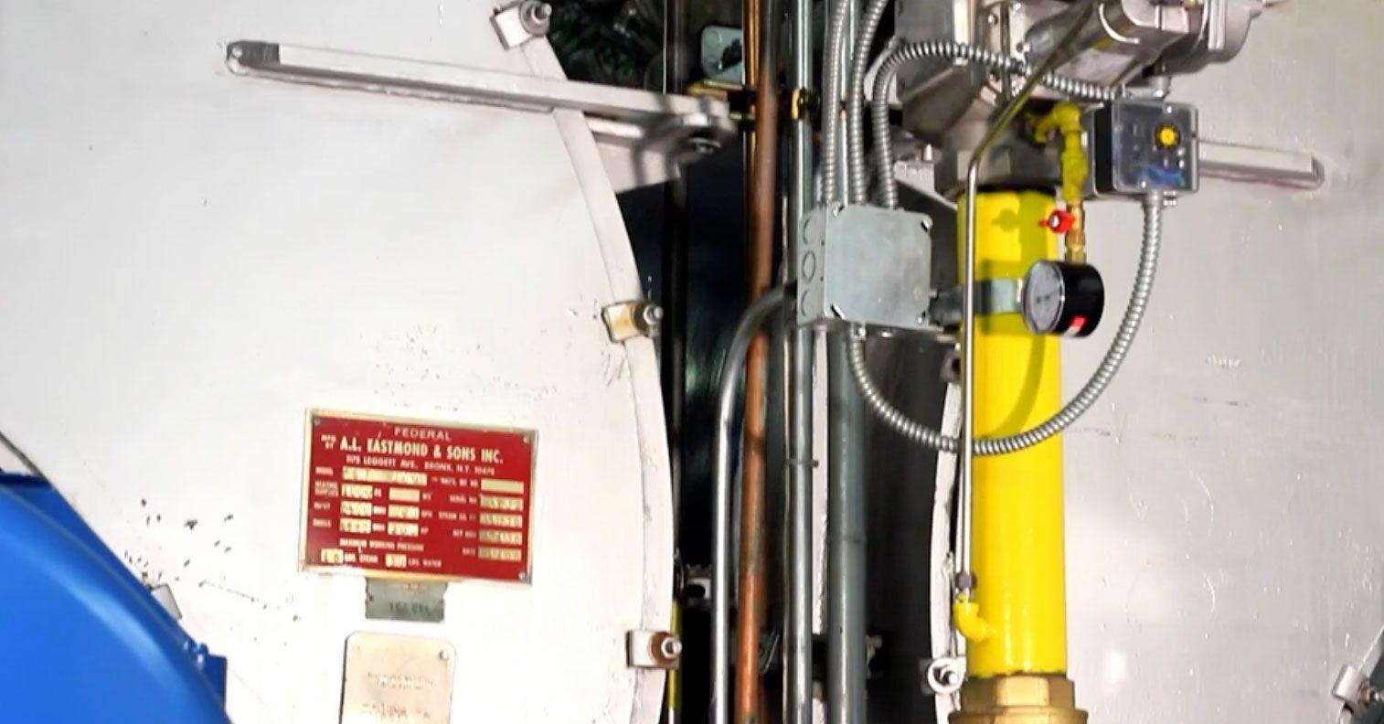 Boiler Inspection Checklist, ASHRAE 180 2012