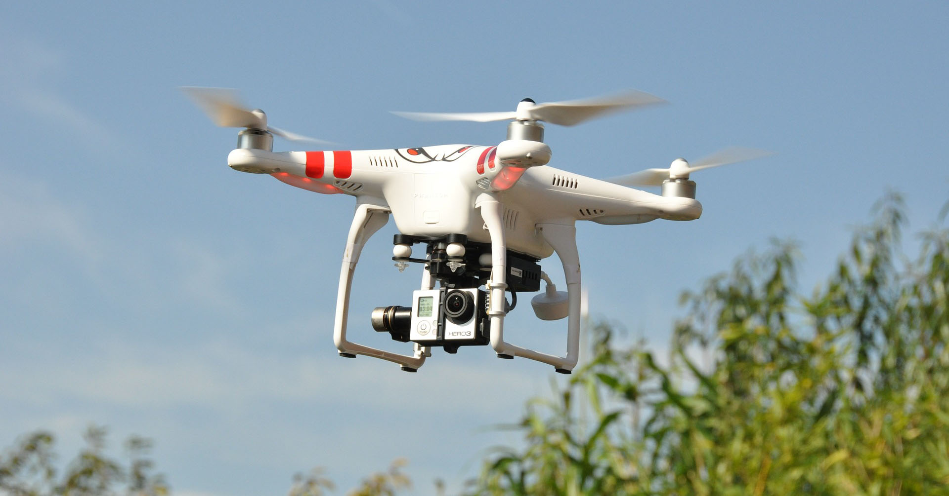 Drones In Facility Maintenance: Foolish Or The Future?