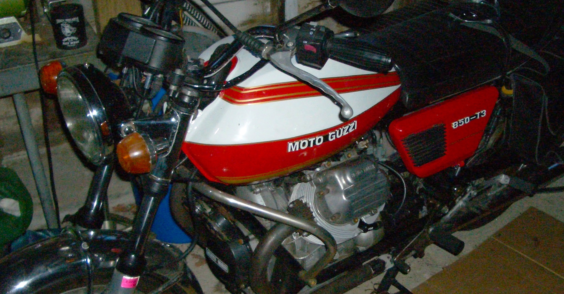 Repair vs. Replace: A cautionary tale about an old motorcycle